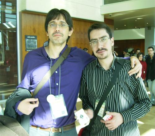 El Tahúr con Pedro Jorge Romero