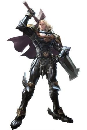 Siegfried y su espadón imposible