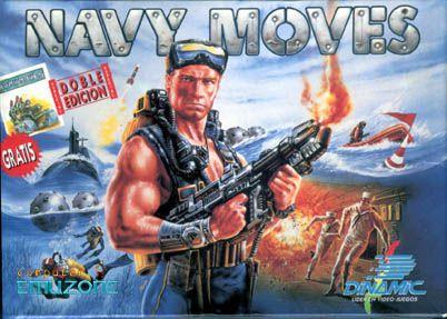 Portada de la edición espacial del Navy Moves