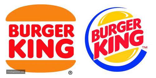 Burger King, antes y ahora