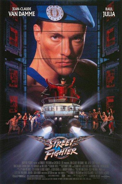 Street Fighter: la última castaña