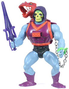 Dragon Skeletor