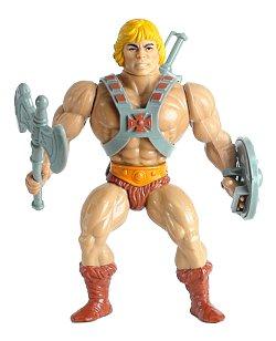El primo rubio de Conan