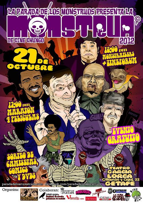 La Monstrua 2012