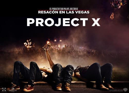 Project X. (c) Warner Bros.