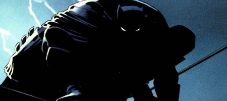 Batman, por Frank Miller
