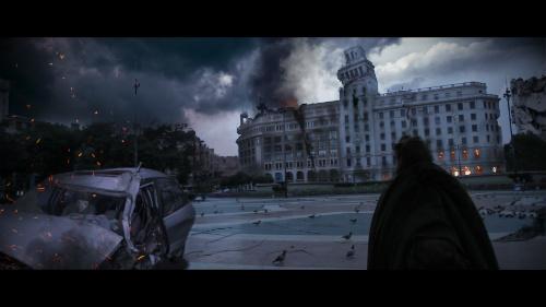Barcelona postapocalíptica
