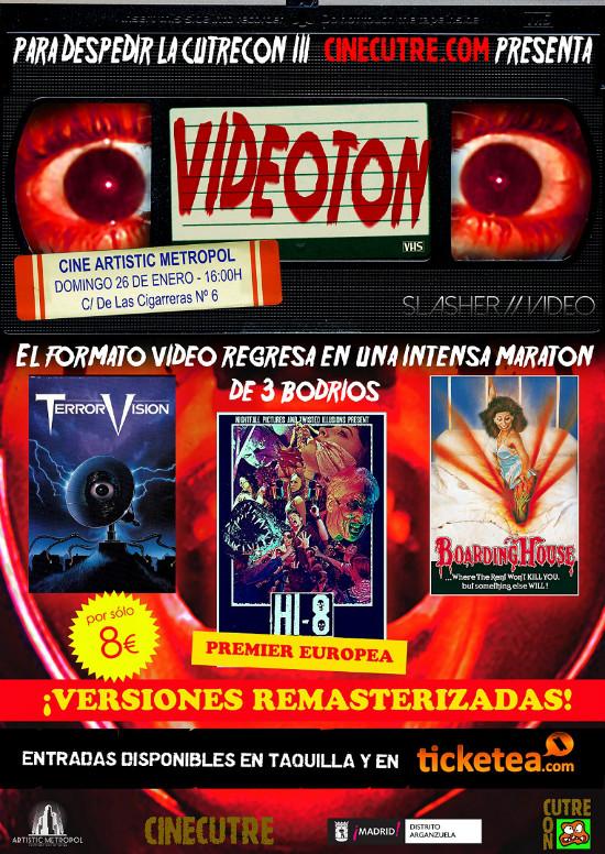 Poster de la Videoton